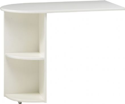 Pull Out Desk for Steens Mid Sleeper Grey White or Pine